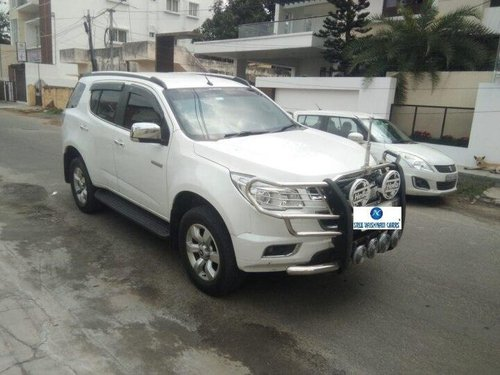 Used 2017 Trailblazer LTZ 4X2 AT  for sale in Coimbatore