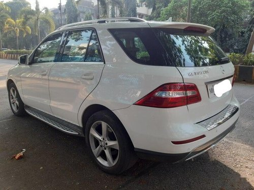 Used 2015 M Class ML 350 4Matic  for sale in Mumbai