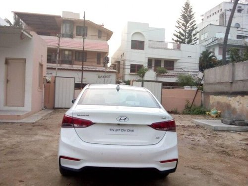 Used 2019 Verna CRDi 1.6 AT SX Option  for sale in Coimbatore