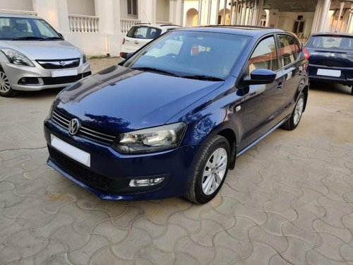 Used 2013 Polo Petrol Highline 1.6L  for sale in Hyderabad