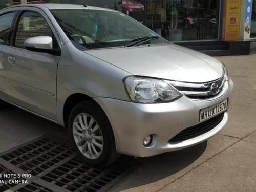 Used 2014 Etios V  for sale in Pune-11