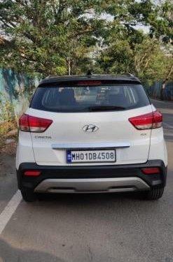 Used 2018 Creta 1.6 VTVT AT SX Plus  for sale in Mumbai