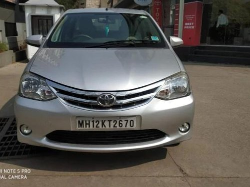 Used 2014 Etios V  for sale in Pune