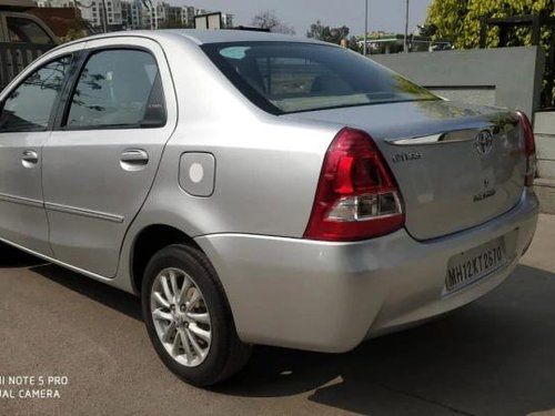 Used 2014 Etios V  for sale in Pune-10