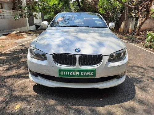 Used 2012 3 Series 330d Convertible  for sale in Bangalore