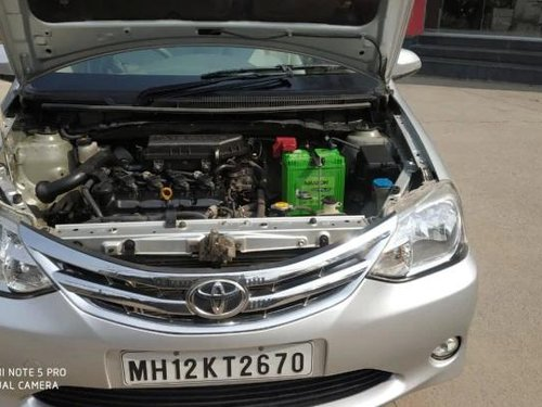 Used 2014 Etios V  for sale in Pune-1