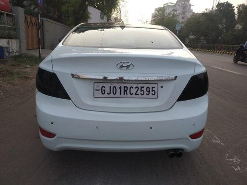 Used 2013 Verna 1.4 EX  for sale in Ahmedabad