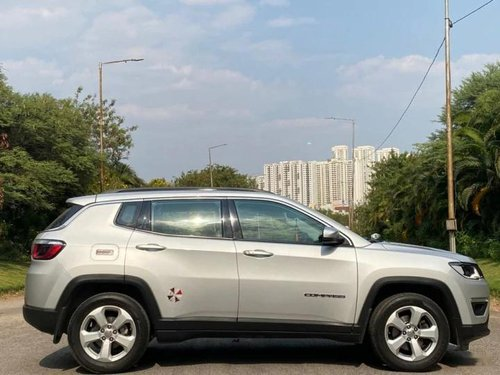 Used 2018 Compass 2.0 Limited Option  for sale in Hyderabad