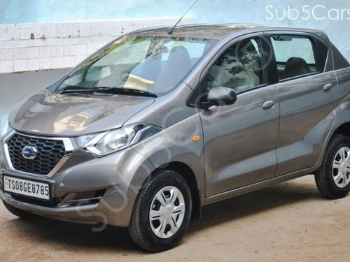 Used 2018 Redi-GO 1.0 T Option  for sale in Hyderabad
