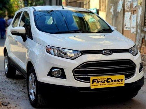 Used 2017 EcoSport 1.5 Diesel Ambiente  for sale in Jaipur