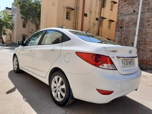 Used 2011 Verna 1.6 SX VTVT  for sale in Ahmedabad