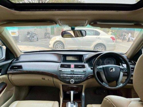Used 2010 Accord 3.5 V6 Inspire  for sale in New Delhi