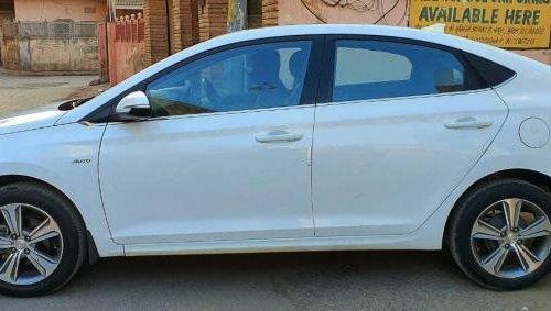 Used 2017 Verna CRDi 1.6 AT SX Plus  for sale in Jaipur