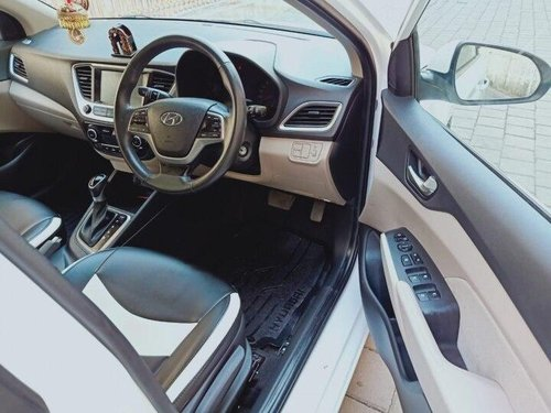 Used 2018 Verna CRDi 1.6 AT SX Plus  for sale in Thane