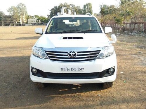 Used 2012 Fortuner 4x2 Manual  for sale in Nashik