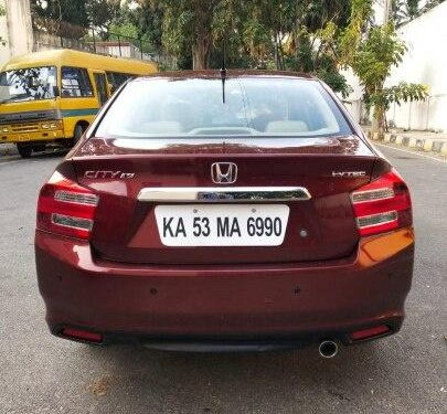 Used 2013 City i-VTEC V  for sale in Bangalore