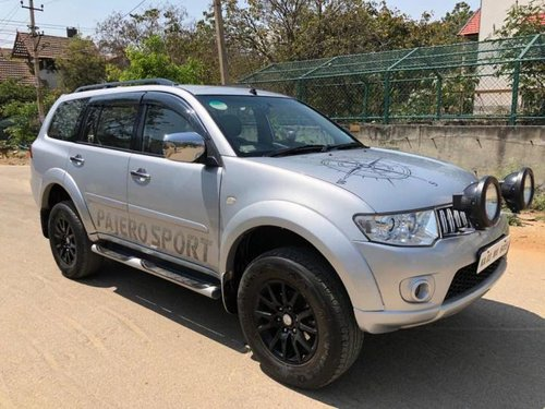 Used 2015 Pajero Sport 4X4  for sale in Bangalore