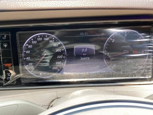 Used 2015 S Class S 350 CDI  for sale in Mumbai