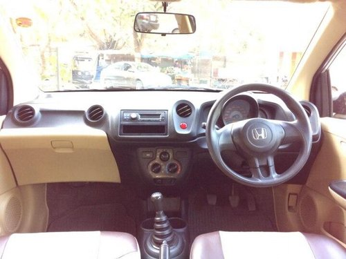 Used 2014 Amaze EX i-Vtech  for sale in Thane
