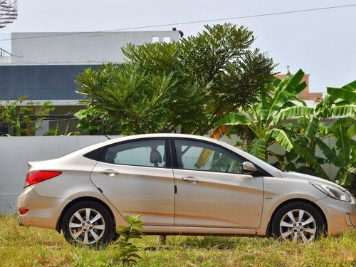Used 2012 Verna 1.6 CRDi EX AT  for sale in Coimbatore-17