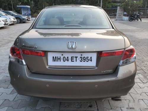 Used 2011 Accord 2.4 M/T  for sale in Mumbai