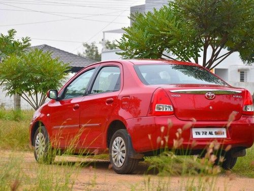 Used 2012 Etios GD SP  for sale in Coimbatore