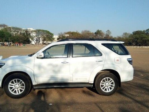 Used 2012 Fortuner 4x2 Manual  for sale in Nashik-7