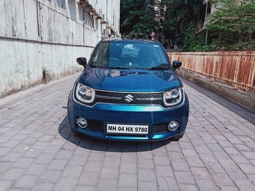 Used 2017 Ignis 1.2 AMT Alpha  for sale in Thane