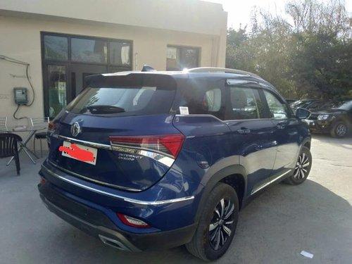 Used 2020 Hector Super Diesel MT  for sale in Gurgaon