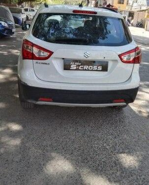 Used 2015 S Cross Alpha DDiS 200 SH  for sale in Indore