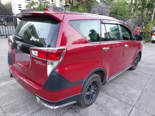 Used 2017 Innova Crysta Touring Sport 2.4 MT  for sale in Thane