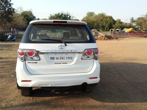 Used 2012 Fortuner 4x2 Manual  for sale in Nashik-5