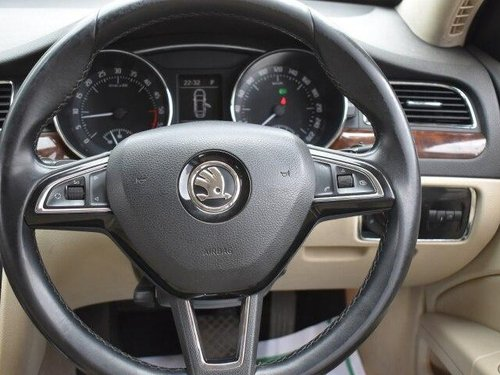 Used 2014 Superb Elegance 2.0 TDI CR AT  for sale in Coimbatore