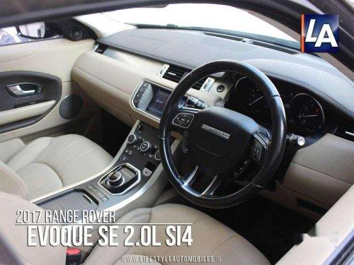 Used 2017 Range Rover Evoque  for sale in Kolkata