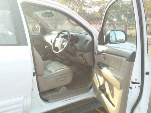 Used 2012 Fortuner 4x2 Manual  for sale in Nashik-1
