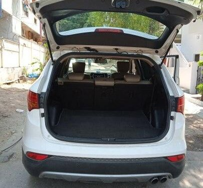 Used 2015 Santa Fe 2WD AT  for sale in Hyderabad