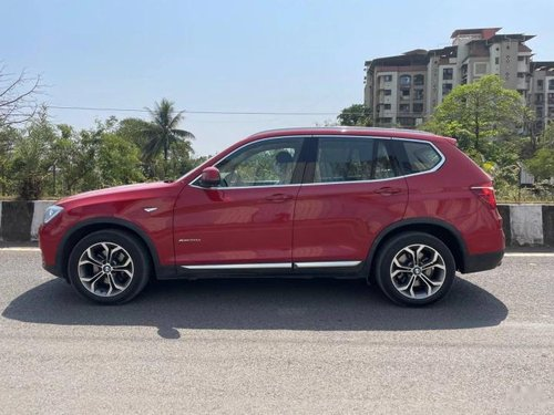 Used 2016 X3 xDrive20d xLine  for sale in Mumbai
