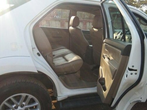 Used 2012 Fortuner 4x2 Manual  for sale in Nashik-0