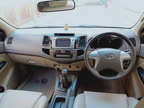 Used 2012 Fortuner 4x2 Manual  for sale in Thane