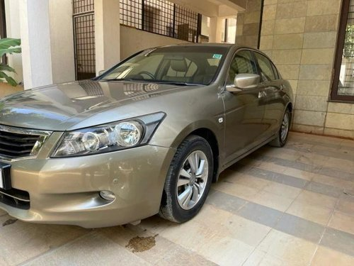 Used 2011 Accord 2.4 AT  for sale in Bangalore