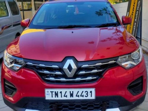 Used 2020 Triber RXT  for sale in Chennai