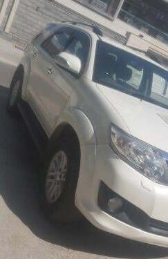 Used 2013 Fortuner 4x2 4 Speed AT  for sale in Jaipur