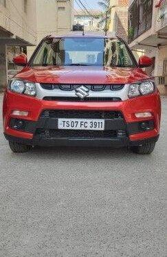 Used 2016 Vitara Brezza VDi  for sale in Hyderabad