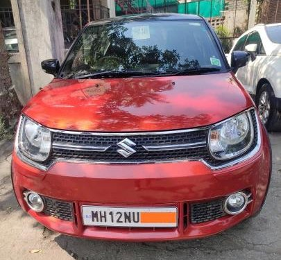 Used 2017 Ignis 1.2 AMT Zeta  for sale in Pune