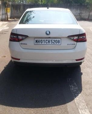 Used 2016 Superb LK 2.0 TDI AT  for sale in Pune