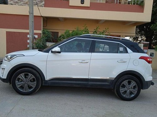 Used 2017 Creta 1.6 VTVT SX Plus Dual Tone  for sale in Hyderabad