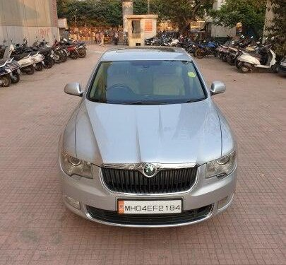 Used 2011 Superb Elegance 1.8 TSI AT  for sale in Mumbai