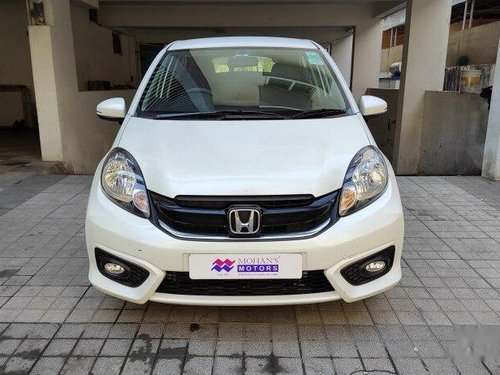 Used 2017 Brio 1.2 VX MT  for sale in Hyderabad