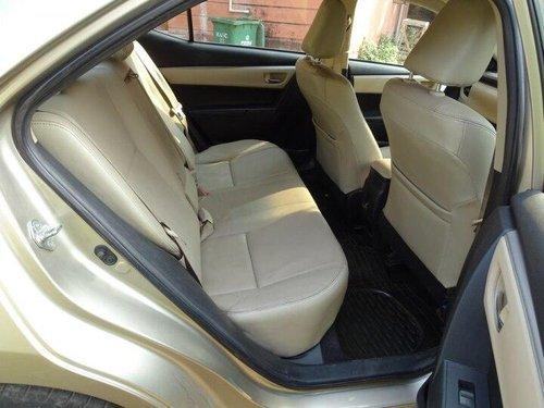 Used 2014 Corolla Altis GL  for sale in Kolkata