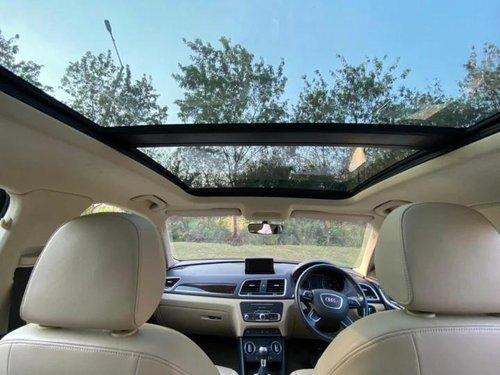 Used 2018 Q3 30 TDI Premium FWD  for sale in Hyderabad
